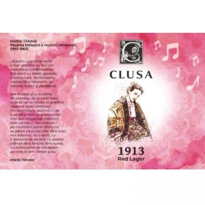 Clusa Red Lager draft